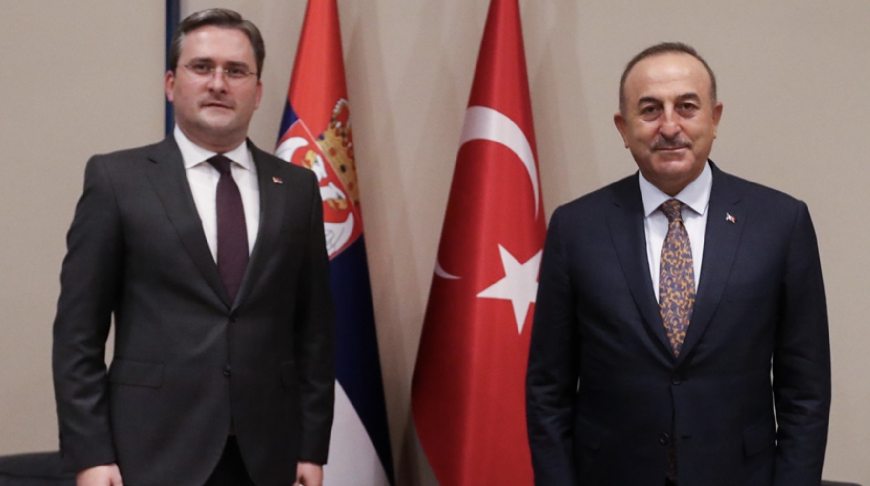 Serbia: Selakovic, Çavuşoğlu speak over the phone hours after Greece-Cyprus-Serbia Foreign Ministers' tripartite meeting