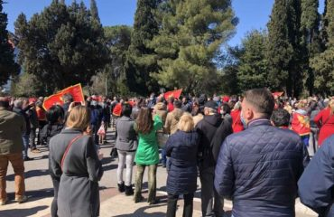 Montenegro: Crowds take to the streets amid debate on amendments to Law on Citizenship
