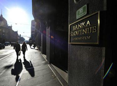 "Bank of Slovenia says anti-crisis measure has ""achieved its purpose"""