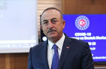 Cavusoglu travels to Brussels to attend NATO Foreign and Defence Ministers' Extraordinary Summit