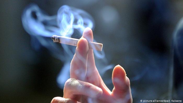 Greek smoking habits worsen during the pandemic