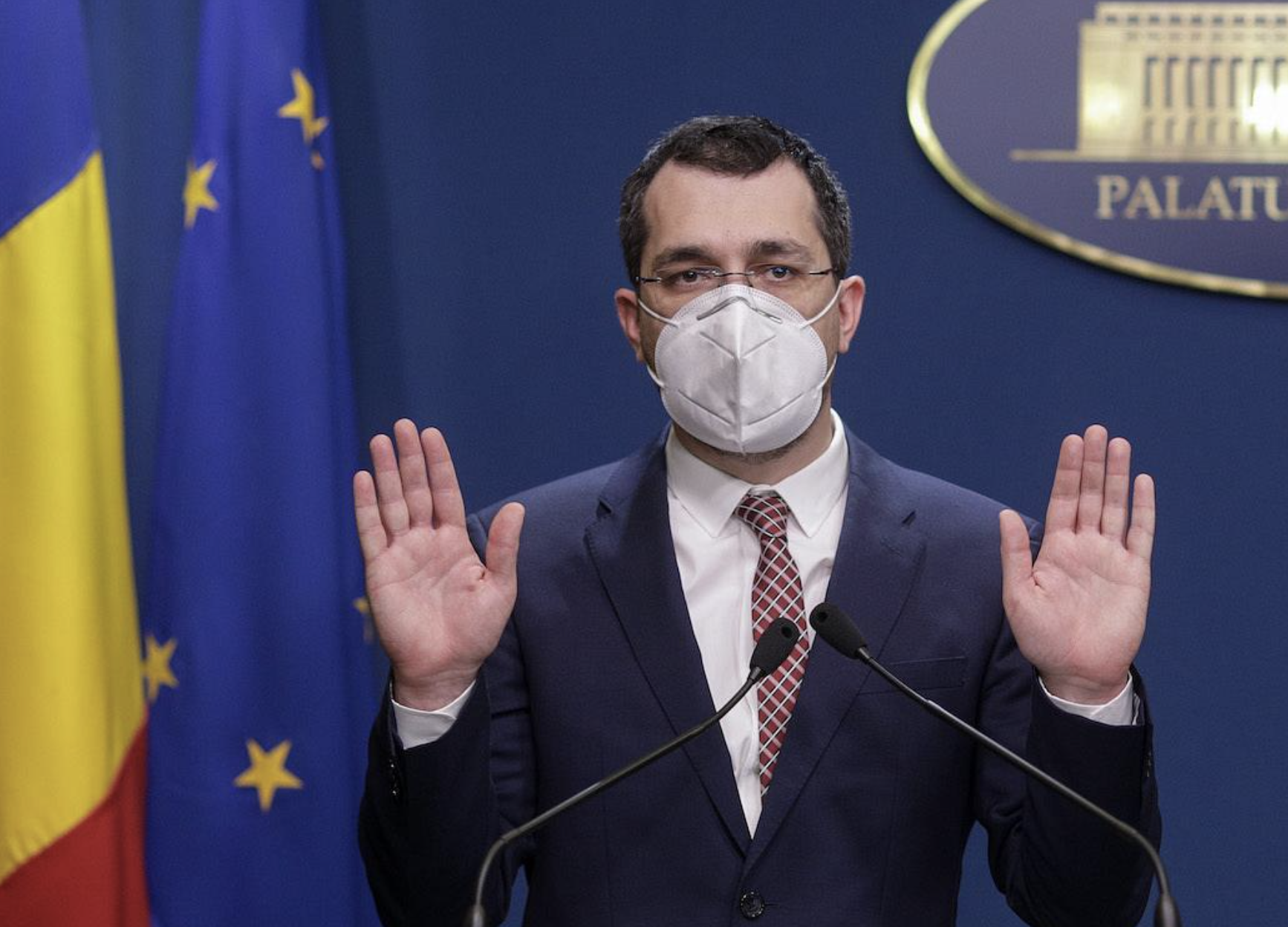 Romania: Citu sacks Health Minister amid efforts to preserve trust in state institutions