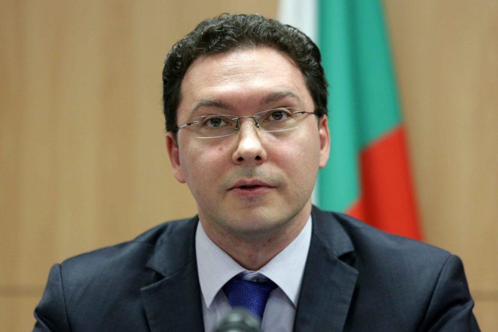 Bulgaria: Borissov proposes Daniel Mitov for Prime Minister