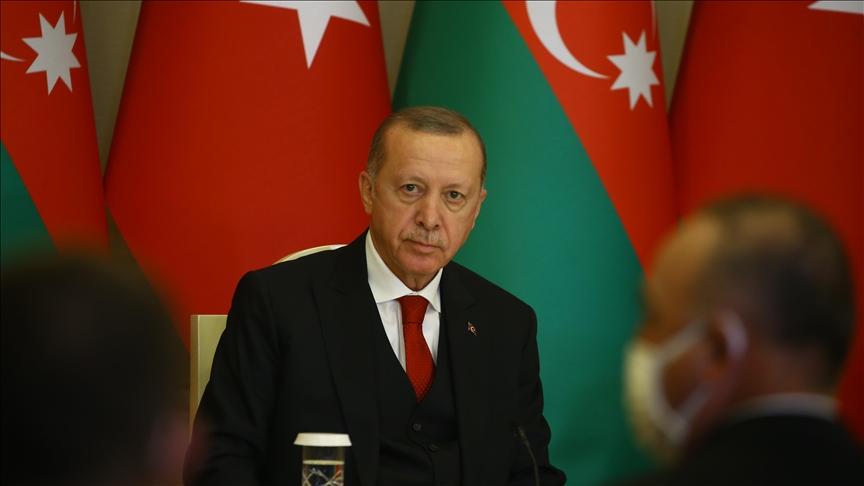 Erdoğan: We should not let third parties come between us and Greece
