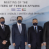 Foreign Ministers of Cyprus, Greece, Israel and UAE hold first quadripartite meeting