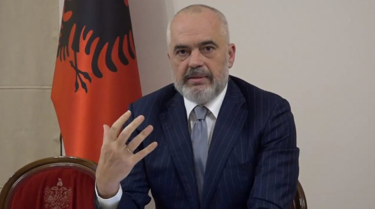 Rama reiterates criticism on Kosovo for not participating in Mini Schengen