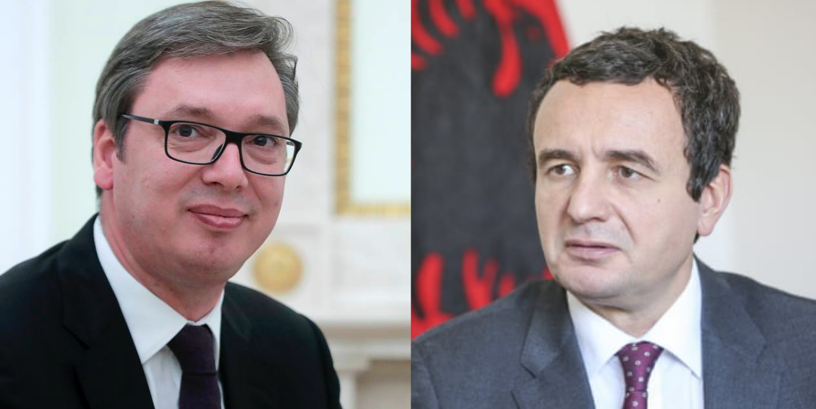 Press reports hint at upcoming meeting between Vučić and Kurti in Brussels