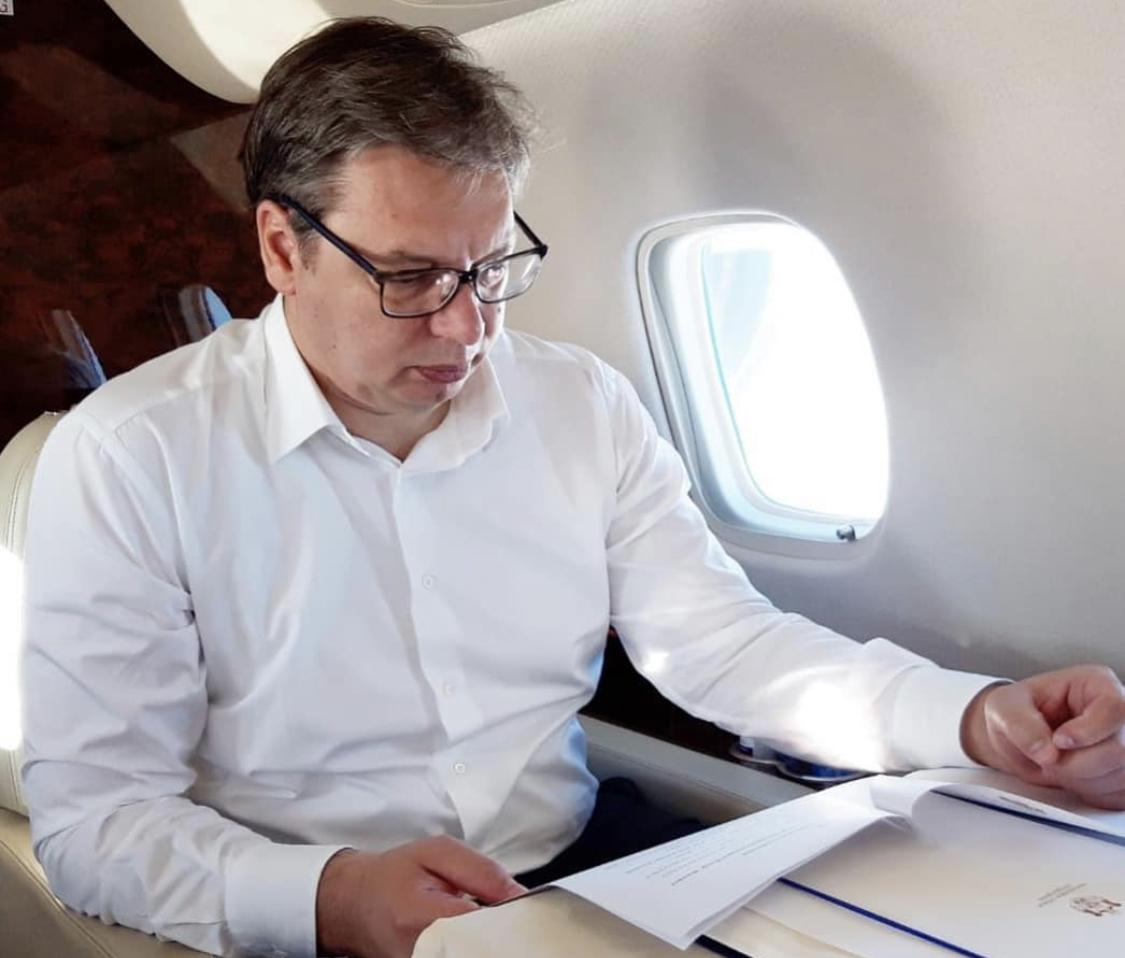 Serbia: Vučić to meet with von der Leyen and Varhelyi on 26 April in Brussels