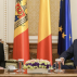 Romania remains Moldova's main partner, says Iohannis during meeting with President Sandu