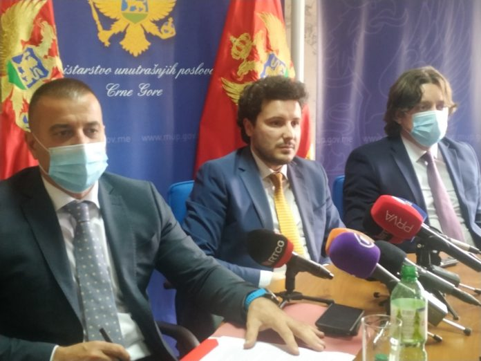 """Montenegro: Abazović says """"mafia suffered a serious blow"""" after Police arrest organized crime members"""