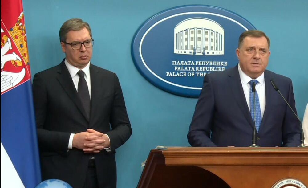 BiH: Vučić announces investment of significant Serbia funds in Republika Srpska and FBiH