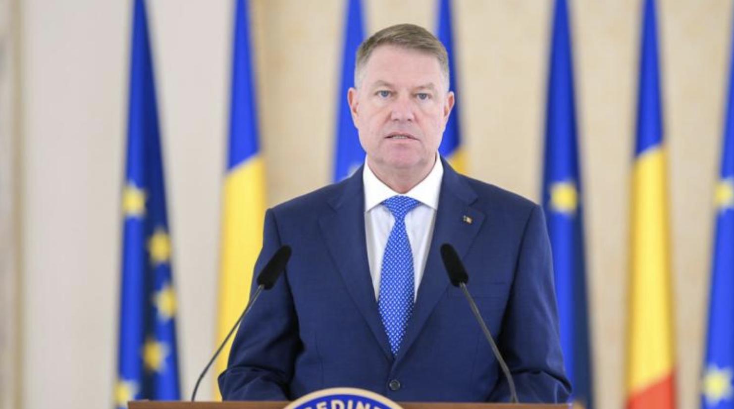 Romania: Iohannis to convene Supreme Defense Council on Ukraine