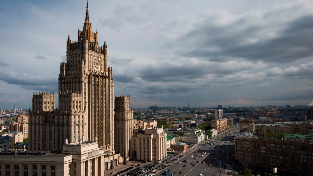 Russia to respond to diplomat's expulsion from North Macedonia