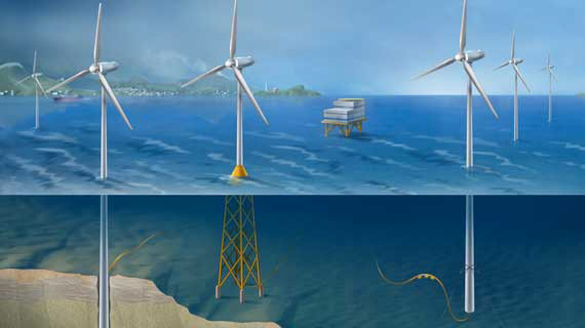 Croatia could get 20% of its energy from the Adriatic