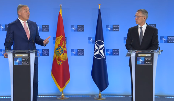 The Parliament of Montenegro will decide on Army participation in KFOR