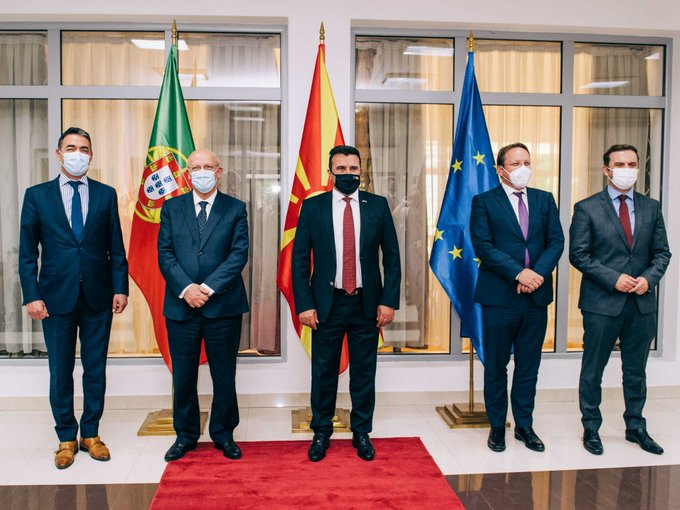 Zaev: The proposals of Silva and Varhelyi are a good basis for a solution