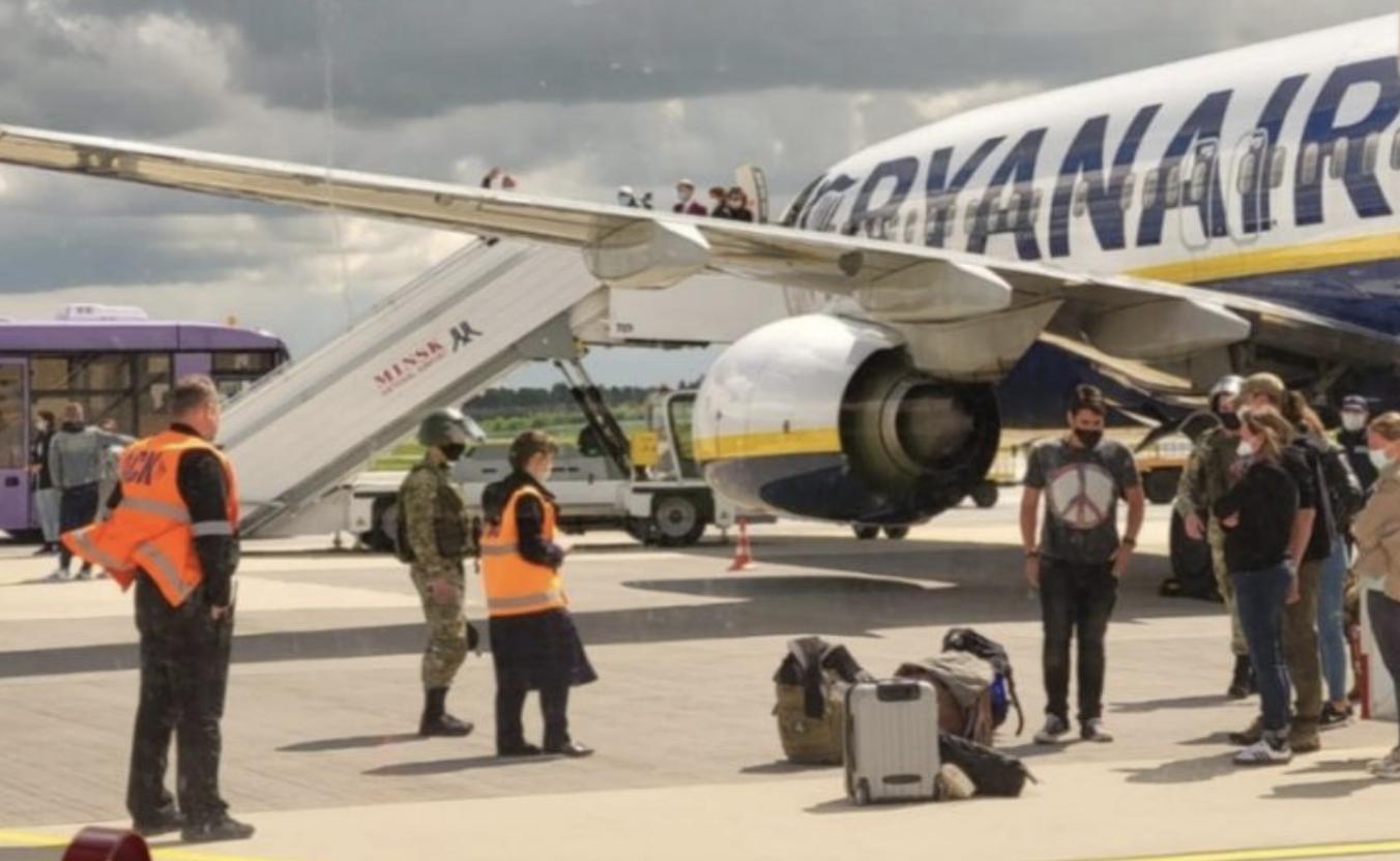 Greece: Unprecedented incident on Ryanair flight from Athens to Vilnius