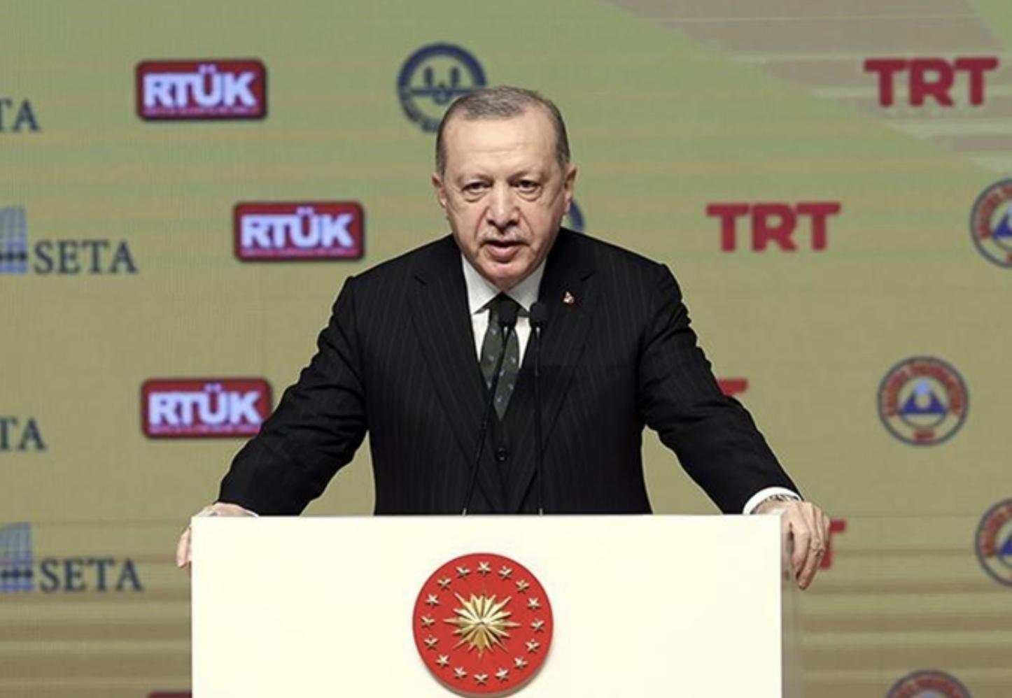 Erdogan: 'Strong communication network needed against Islamophobia'
