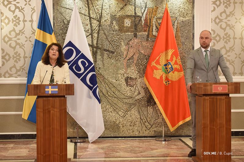 Montenegro will join sanctions against Belarus