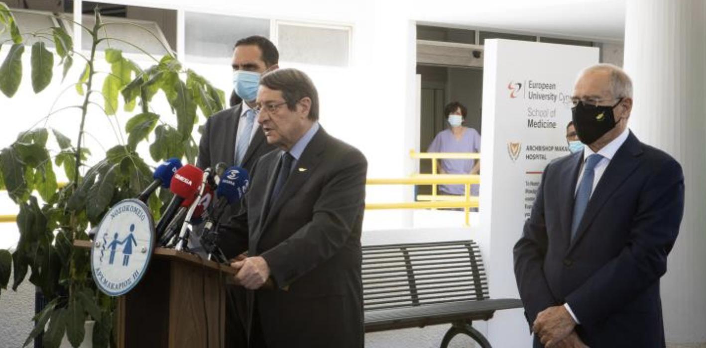 Anastasiades: Turkey's EU positive agenda requires a positive behaviour