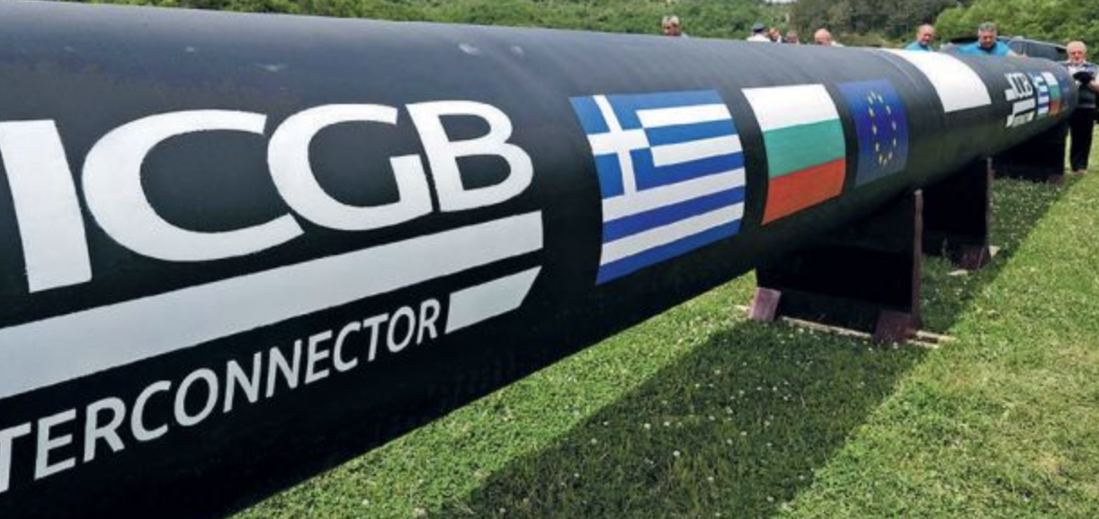 Bulgaria: Gas interconnector with Greece will not be ready until June 2022