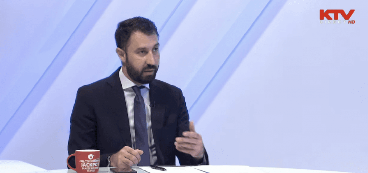 Krasniqi: Establishment of the Assosiation of Serbian Municipalities is unconstitutional, there is nothing to discuss