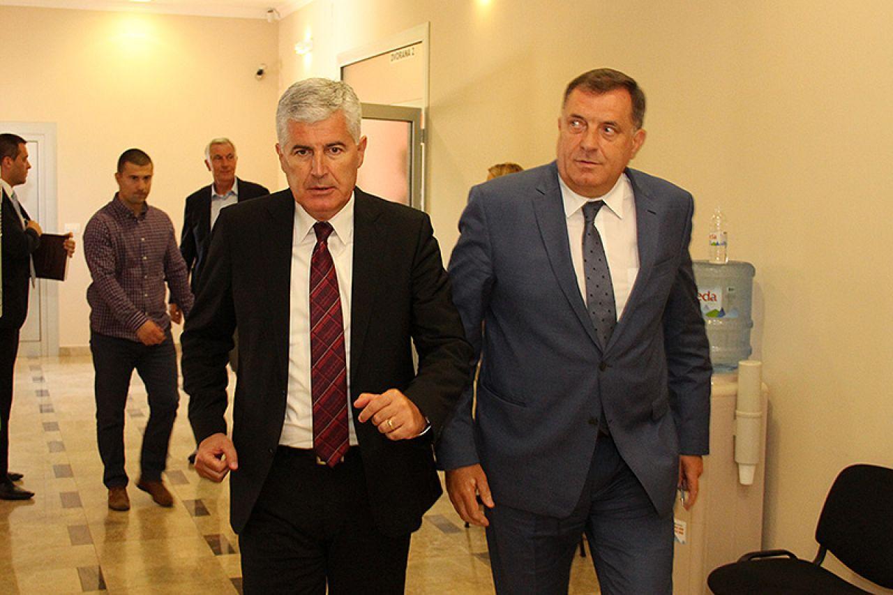 BiH: HDZ BiH and SNSD delegations met in Banja Luka on election reform