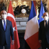 Cavusoglu: 'We aim to strengthen our relations with France on the basis of mutual respect,'