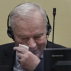 Mladic's condemnation was welcomed by the international community