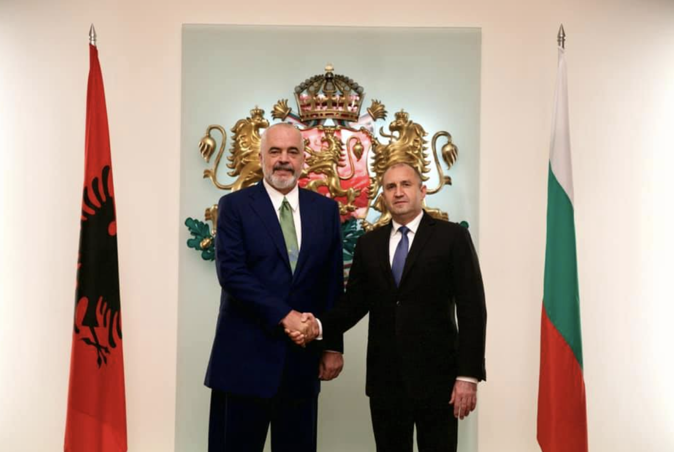 Rama: Bulgaria and North Macedonia they have to solve their problem on their own