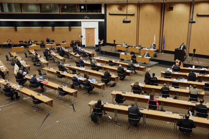 Cyprus: The first session of the new House of Representatives on Thursday
