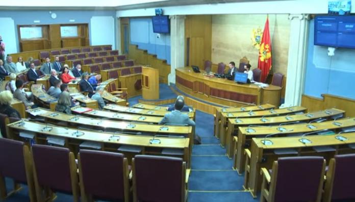 Montenegro: Parliament concludes debate on Srebrenica Resolution