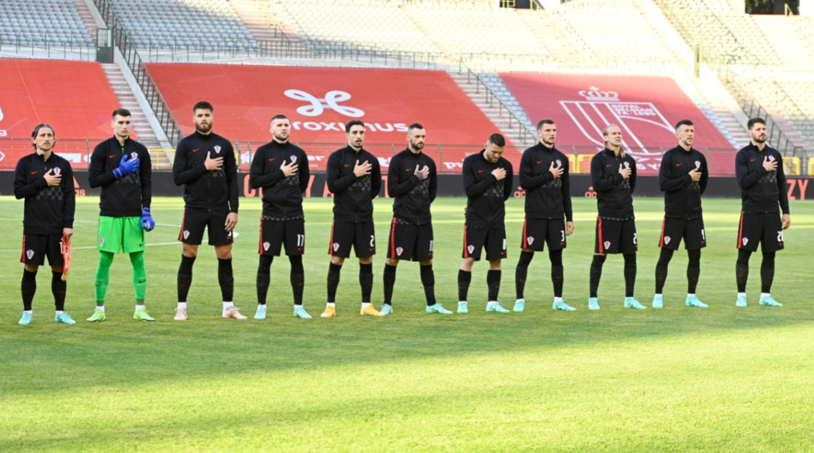 Croatia: Football players will not kneeling on EURO 2020 matches