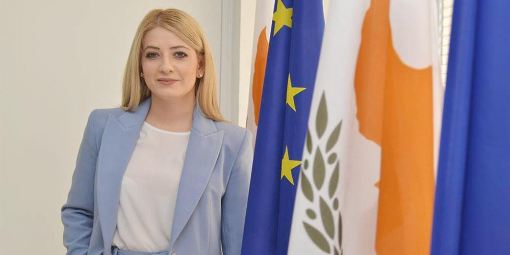 Cyprus: Annita Demetriou of DISY, is the first woman Speaker of the House of Representatives