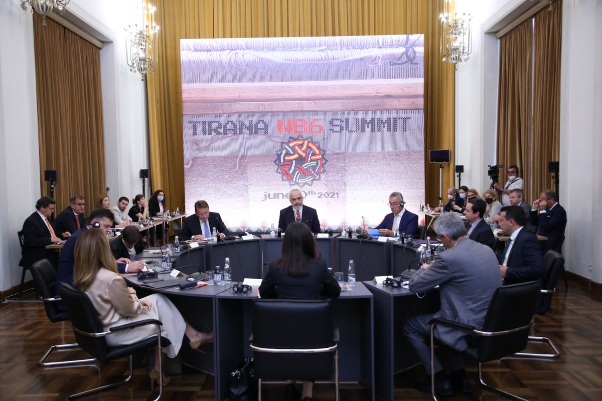 Rama opens the summit of the leaders of the Western Balkans: Plan for economic recovery