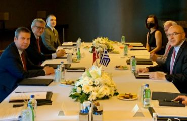Overview of the progress of the positive agenda at the Frangogiannis Önal meeting in Antalya