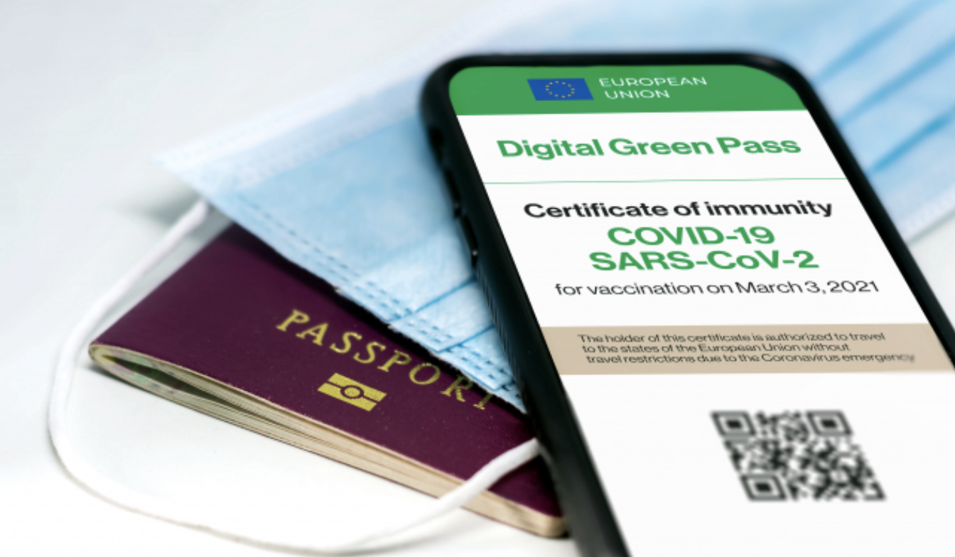 From July 1, 2021, the digital certificate for trips to Cyprus is accepted
