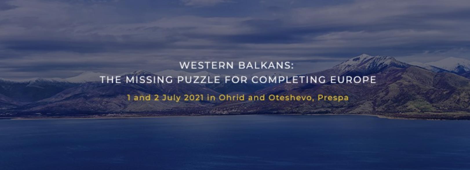 North Macedonia: July 1 and 2 the Prespa Forum