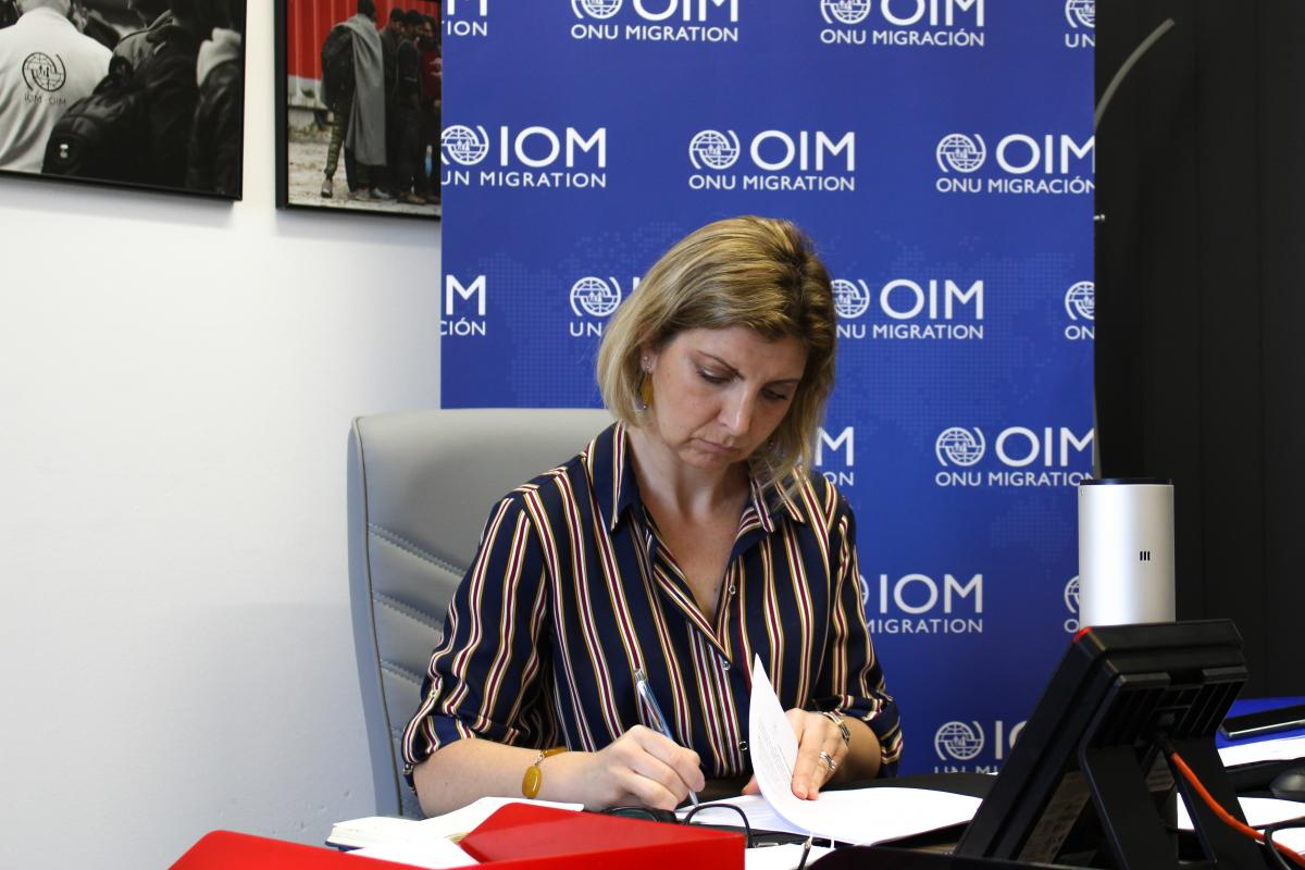 BiH: CEB support to IOM in migrations management