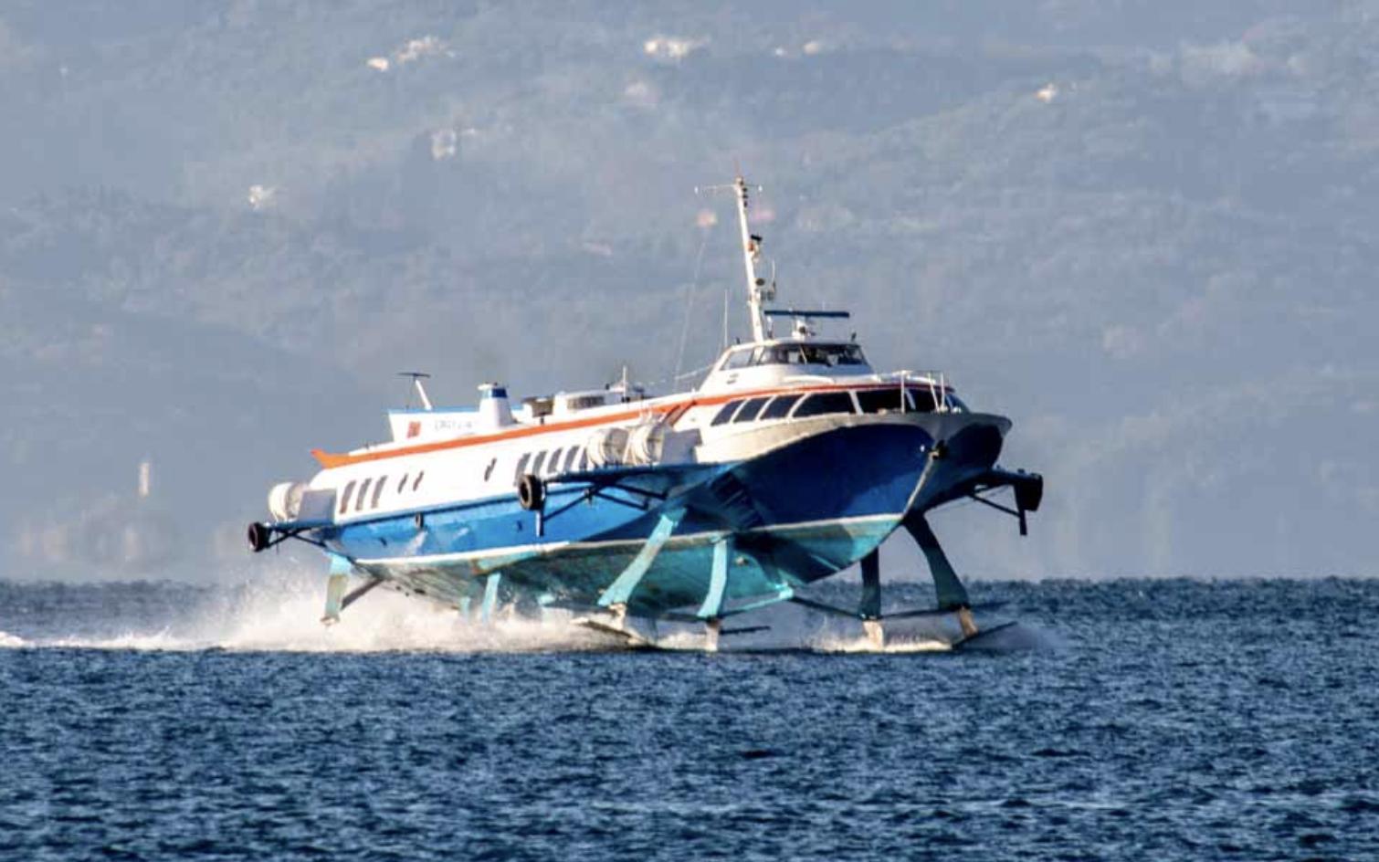 Albania: The Saranda-Corfu ferry connection starts today