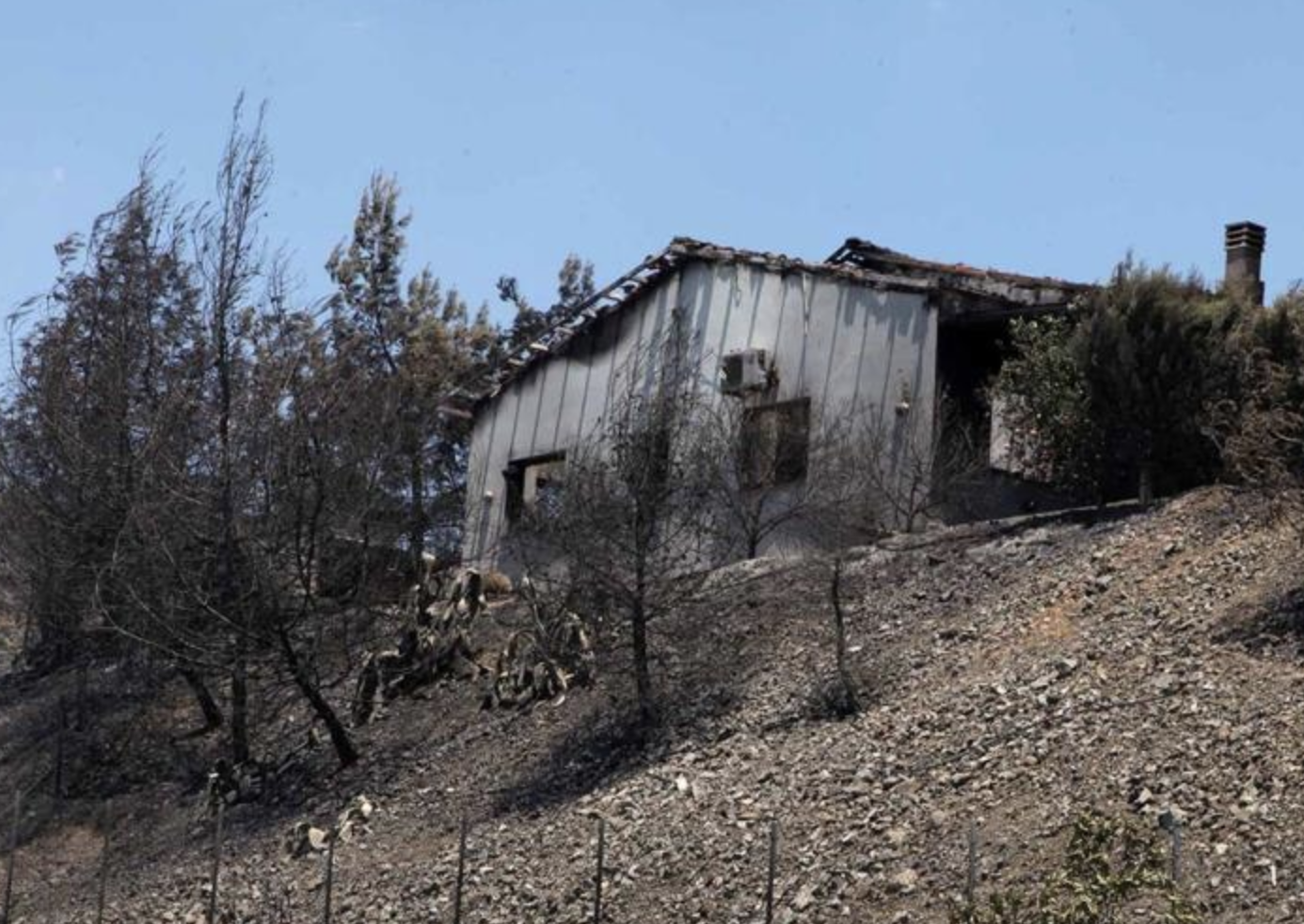 Cyprus: Opened bank account for support of those affected by the fire, while the recording of damages continues