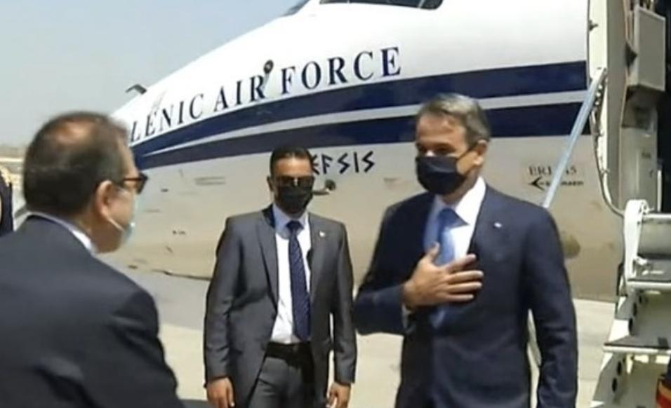 Greece: Mitsotakis' visit to Iraq postponed