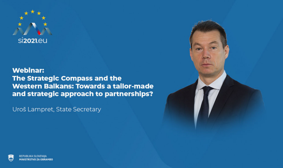 Slovenia: How to include the Western Balkans into the mechanisms of the EU's Common Foreign and Security Policy