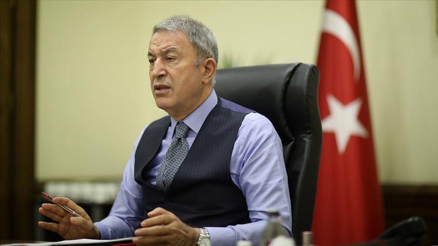 Turkish, Albanian Defense Ministers discuss regional, bilateral issues