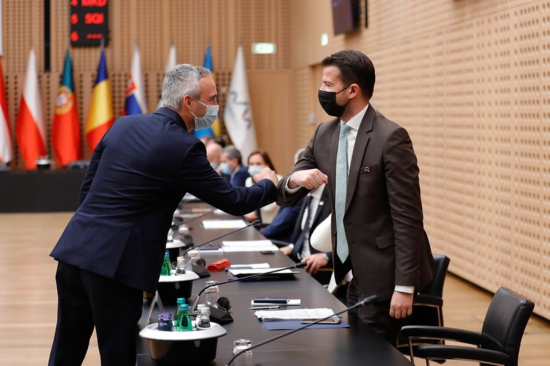 Slovenia: Second meeting of EU and Western Balkans Ministers for Employment and Social Affairs