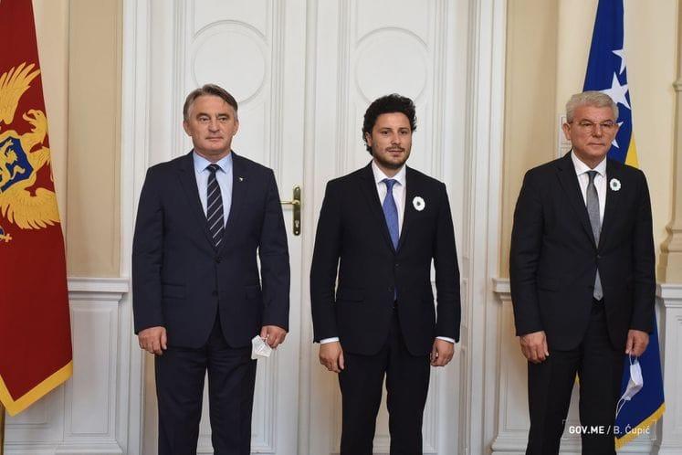 Montenegro: I feel at home in Sarajevo, says Abazović