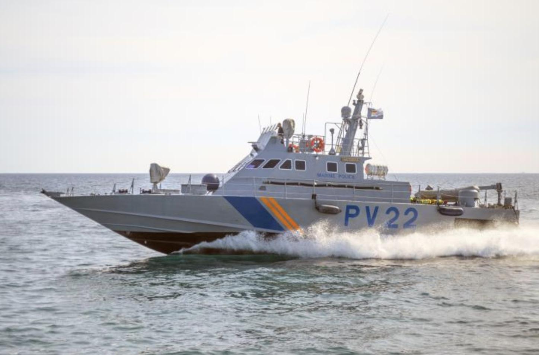 Turkish coastguard vessel opened fire on a Cypriot Coast Guard boat