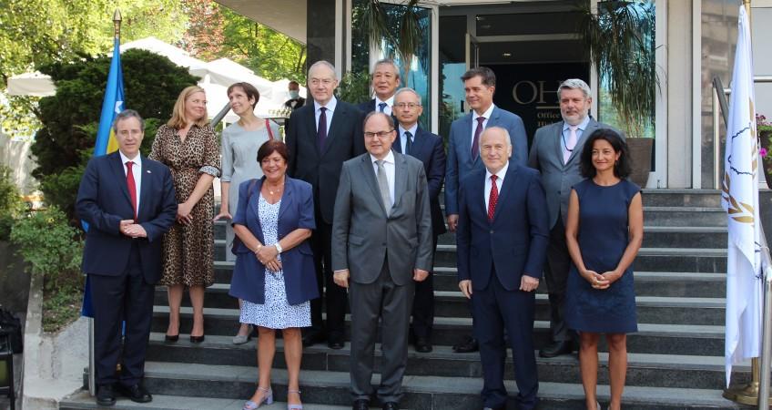 BiH: Schmidt officially took the duty of High Representative