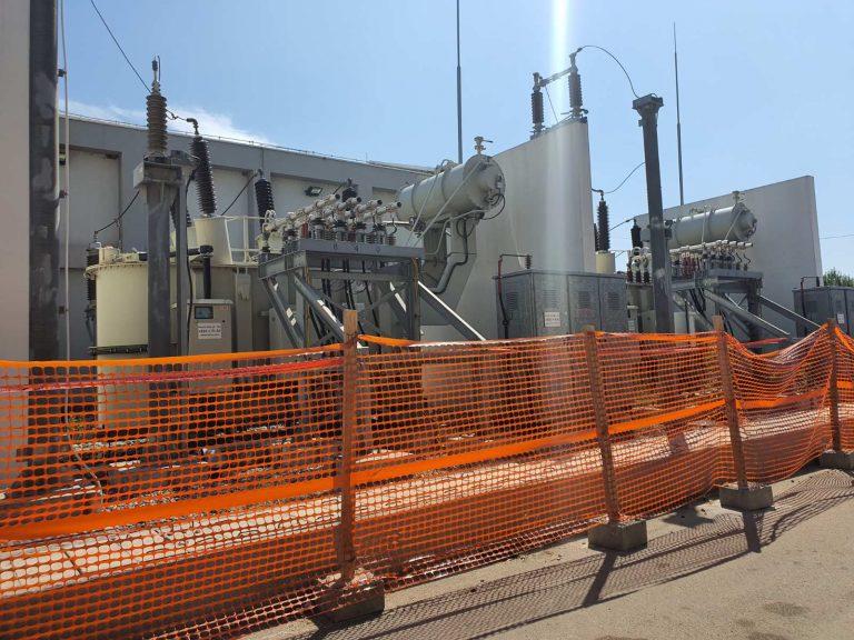 Montenegro: Works on the Kličevo transformer station are nearing completion