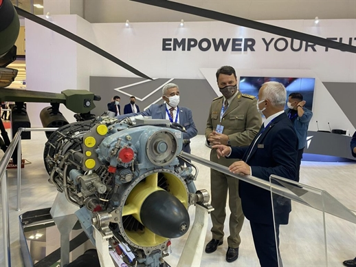 BiH delegation attended IDEF 2021 in Istanbul